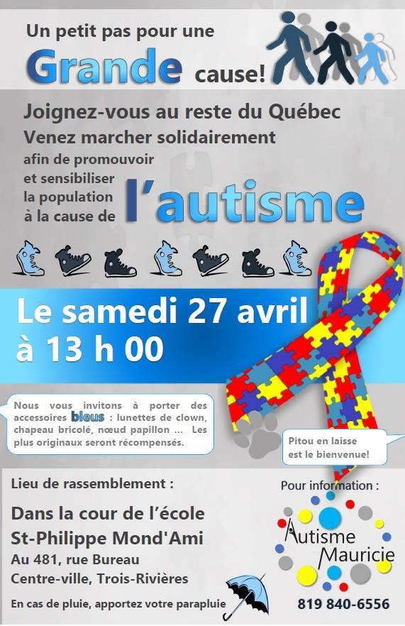 Marche de l'autisme 2019